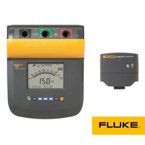 ميگر دیجیتال تستر مقاومت FLUKE 1555،میگر مقاومت عایق 1555،انواع میگر دیجیتال فلوک،