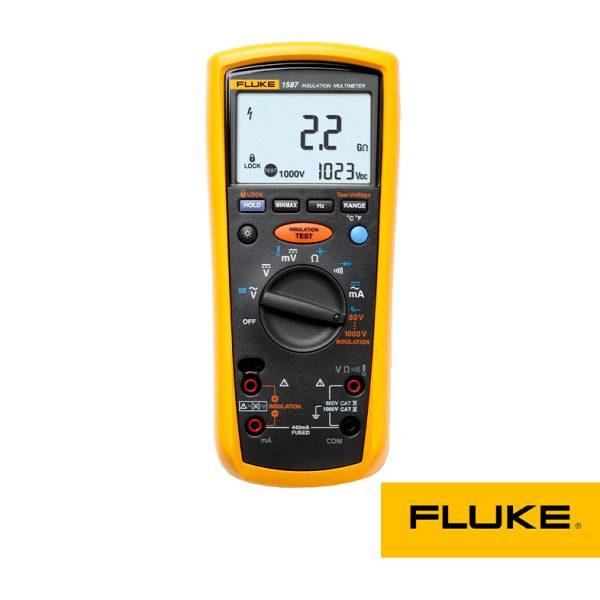 تستر مقاومت عايق فلوک FLUKE 1587FC،تستر عایق با قیمت مناسب،