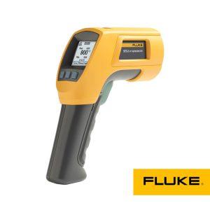 ترمومتر لیزری فلوک مدل FLUKE 572، ترمومتر لیزری 572، ترموسنج لیزری پزشکی