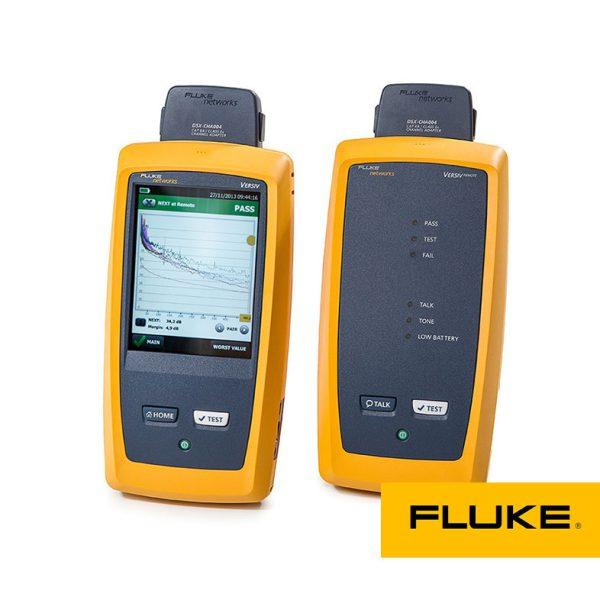تستر کابل شبکه فلوک FLUKE DSX-5000