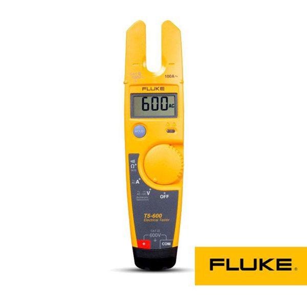 تستر ولتاژ و جریان Fluke T5-600، فازمتر دیجیتال