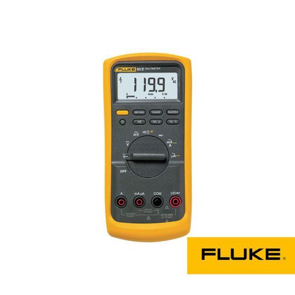 مولتی متر صنعتی فلوک FLUKE 83V