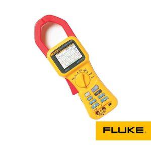 کلمپ متر پاور آنالایزر Fluke 345، آمپر متر توان سنج مدل Fluke 345،