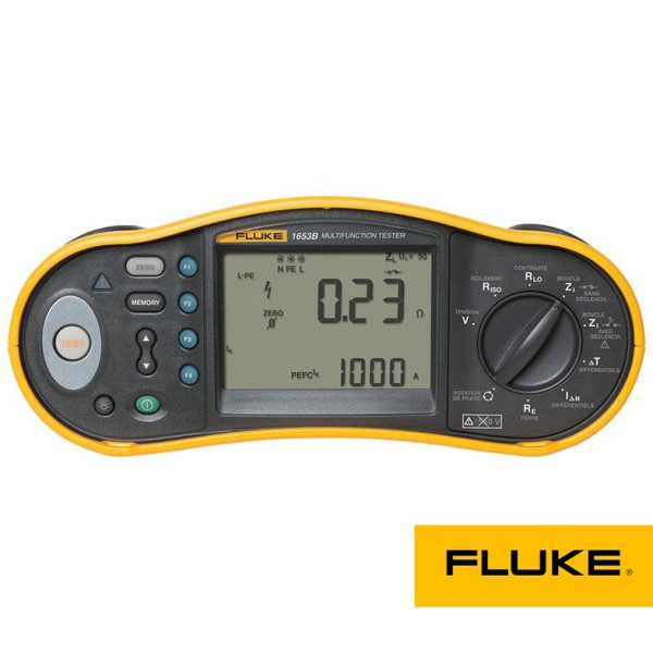 مولتی فانکشن تستر FLUKE 1654B،تستر FLUKE 1654B،