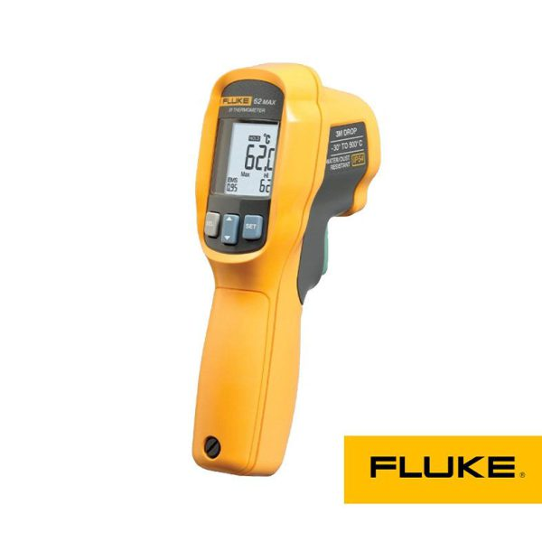 ترمومتر لیزری FLUKE 62 Max، ترموسنج لیزری فلوک،