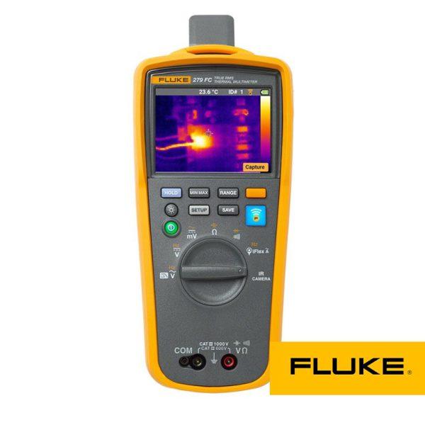 مولتی متر ترموویژن فلوک FLUKE 279 FC