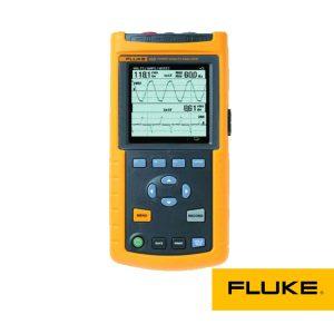 پاورآنالایزر تکفاز فلوک مدل Fluke 43B، کیفیت سنج توان مدل Fluke 43B، پاور آنالایزر فلوک،