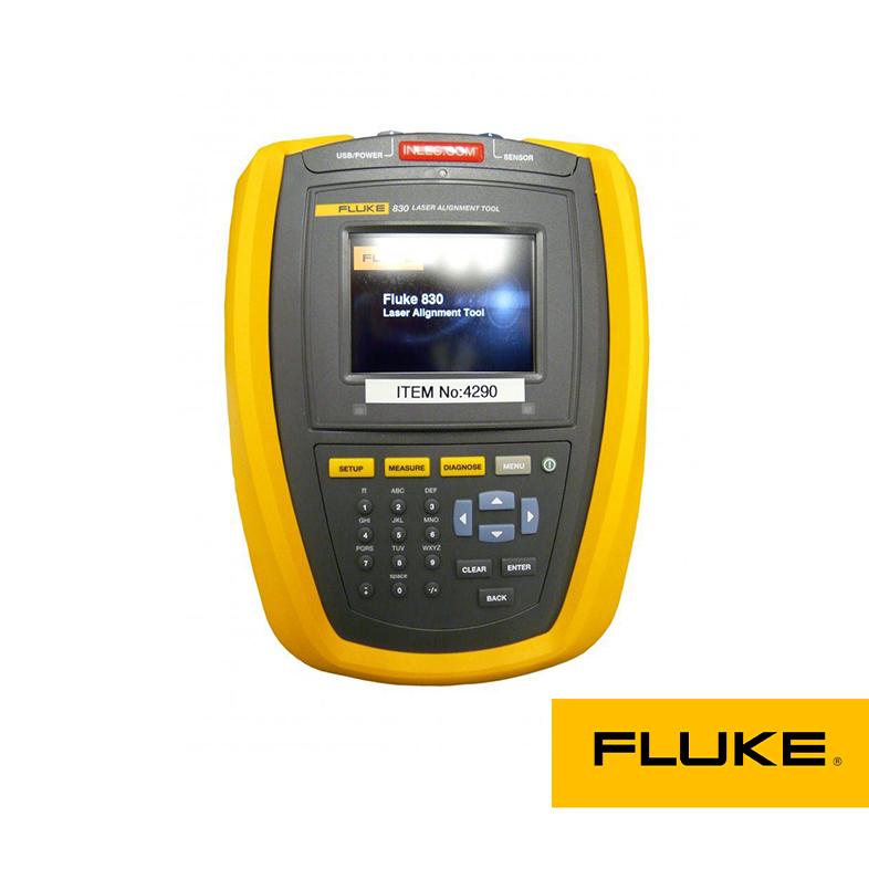 تراز لیزری فلوک مدل Fluke 830، تراز سنج Fluke 830 ، ترازسنج ، ترازلیزری