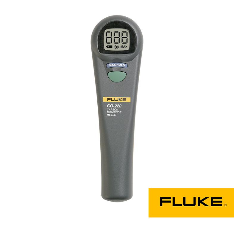 CO متر فلوک مدل Fluke CO-220، آنالایزر گاز منوکسید کربن Fluke CO-220