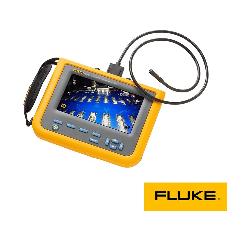 ویدئو بروسکوپ فلوک Fluke DS703 FC، دوربین بازرسی Fluke DS703 FC